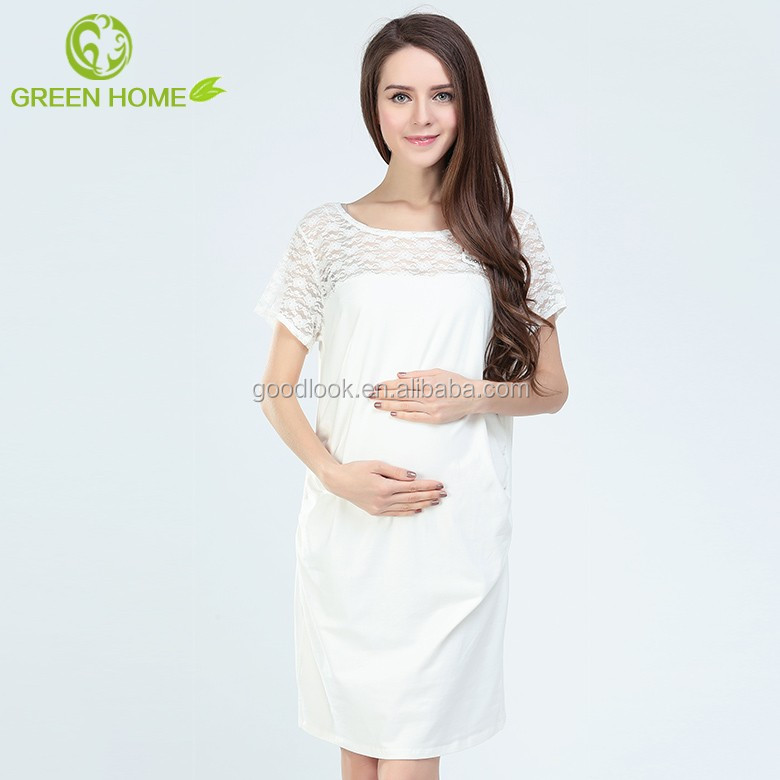 Beautiful Good quality Maternity dress