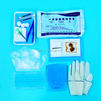 medical supplies hospital sterile disposable suture kit