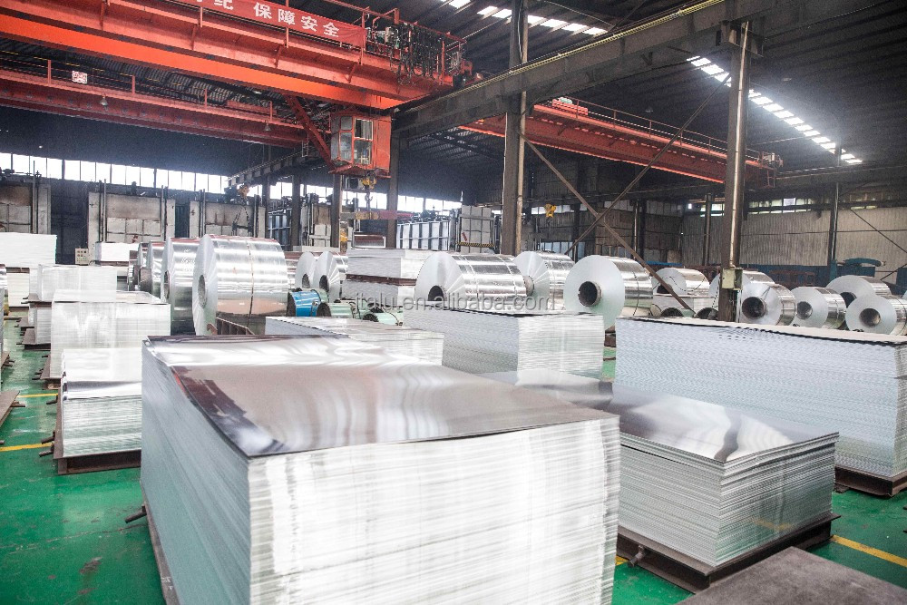 wholesale price hot rolled mill finish aluminum sheet alloy almg3 5754