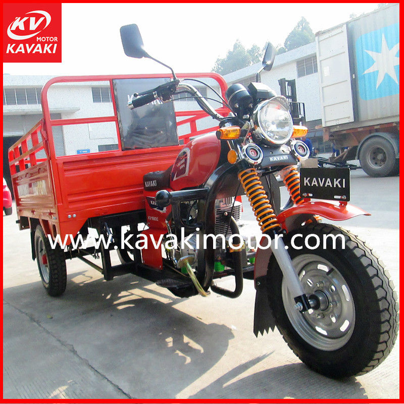 Guangzhou Offer Brand New 3 Wheel Tire Motorcycle And Sidecar