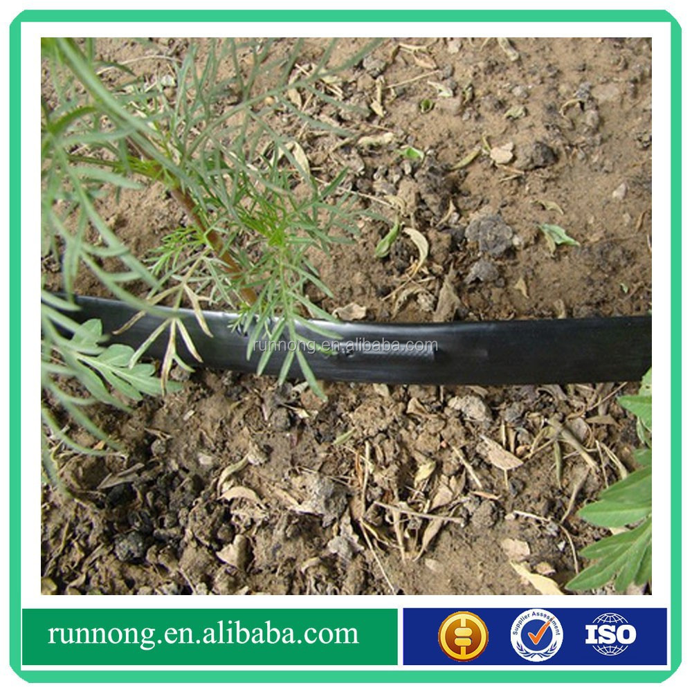 thin walled drip lateral tape for irrigation
