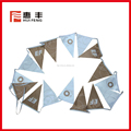 Cheap Fabric Triangle Flag Bunting