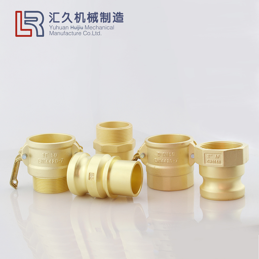Quick CAMLOCK coupling pipe fittings made in China at a good price