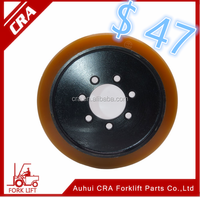 High Secure PU Wheel For Forklift Parts
