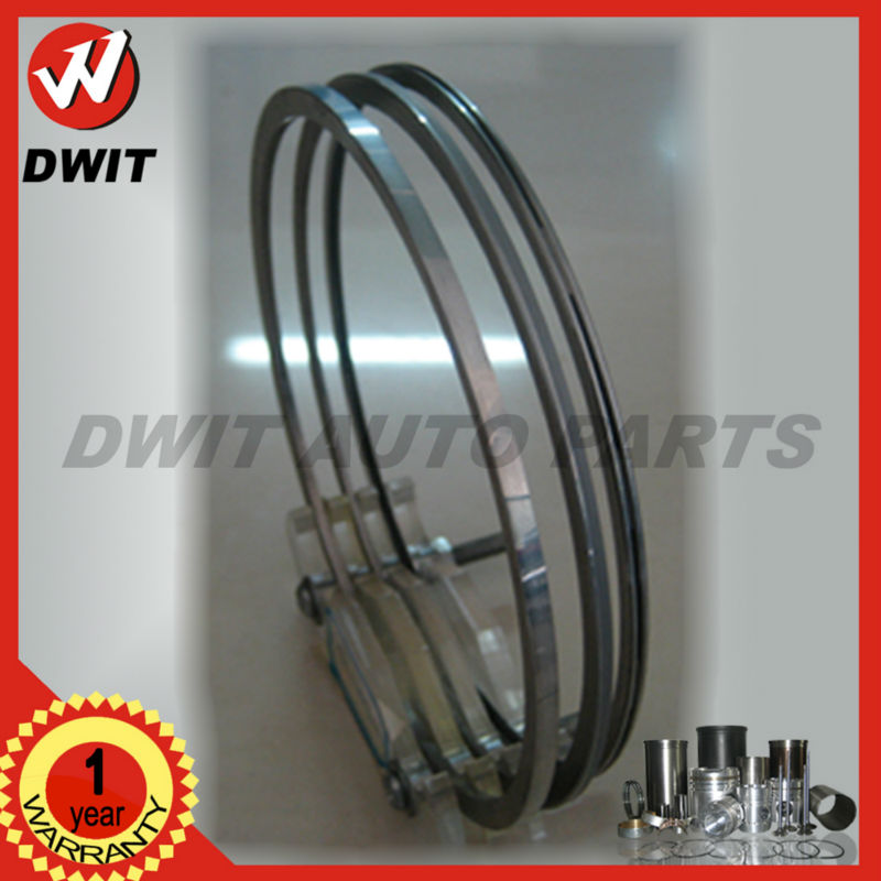 1W8922 piston ring fit for 3406 3408 3412 engine