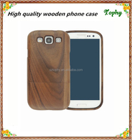 Genuine Real Wood Bamboo Hard Case Back Cover for Samsung Galaxy S3 III GT i9300