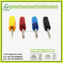 China manufactory reasonable price all kinds of head shape mini screwdriver
