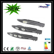 Hot sale 120lm/w high bright PF>0.9 use Bridgelux chip and Done Driver150w led street light