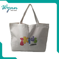 full color Refined and cultured wholesale canvas tote bag
