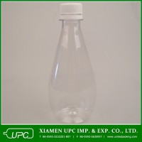 plastic water bottle with cap/PET bottle wholesale