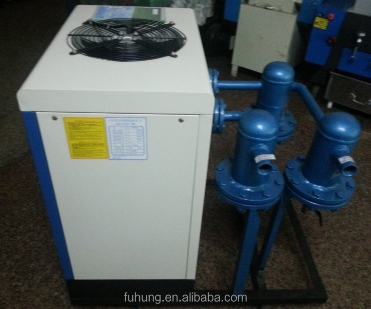 Ningbo Fuhong high class air compressor air cooling dryer with filter