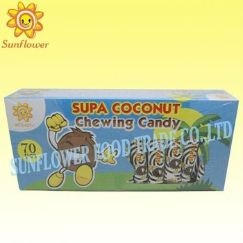 Sweet Boy Coconut Chewing Candy