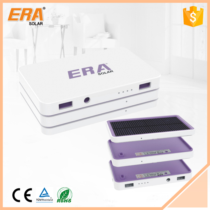 Solar energy top quality quality-assured long lasting high capacity power bank