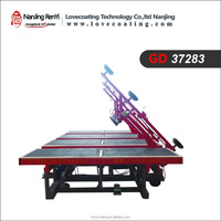 multi-function glass loading&unloading ,cutting, breaking table