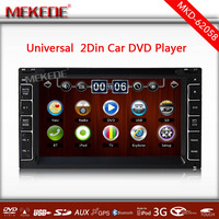 6.2inch car gps nvigator for Two din Universal with 800*480 screen support DVD Radio ATV IPOD BT 3G wifi