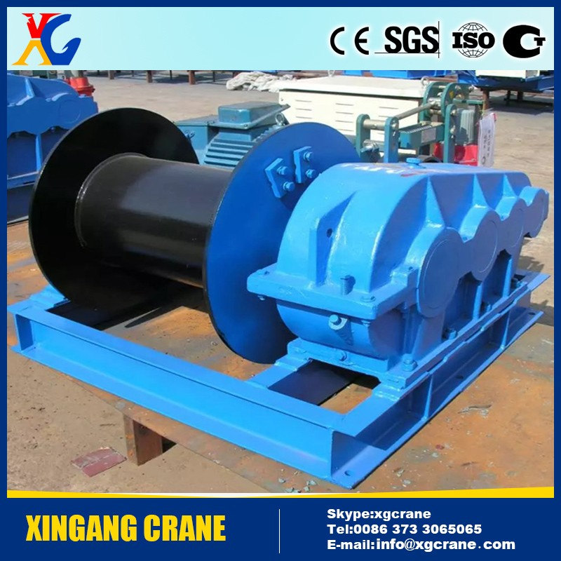 Motorized spooling winch 2 ton for sale