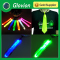 Glovion Fancy Party led flashing necktie neon light tie wedding decor tie