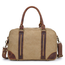 Quality Guaranteed Competitive Price Oem canvas Travel Bags And Luggages