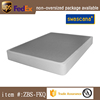 Hot sale iron Mattress support with fabric cover 9 inch high box spring replacement non-slide foundation for mattress