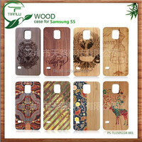 2016 designer wood smart cover case for samsung galaxy note 3--Alibaba golden supplier TianLu brand case