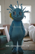 The water drops cartoon costume for adult to wear