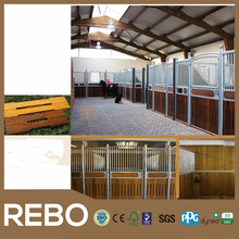 China factory Strand woven bamboo horse stable panels for sale