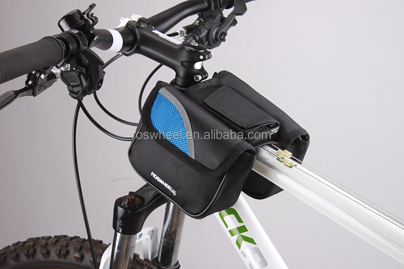 RosewheelLarge capacity bicycle toptube bag(Double) include cellphone bag/bicycle frame bag 12695 digital frame sale