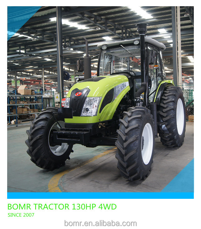 1304 farm tractor with kinds of farm implements