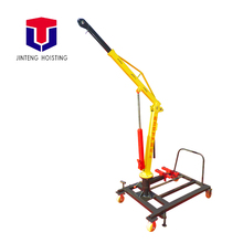 Hebei hydraulic construction equipment marine folding workshop for sale agriculture crane