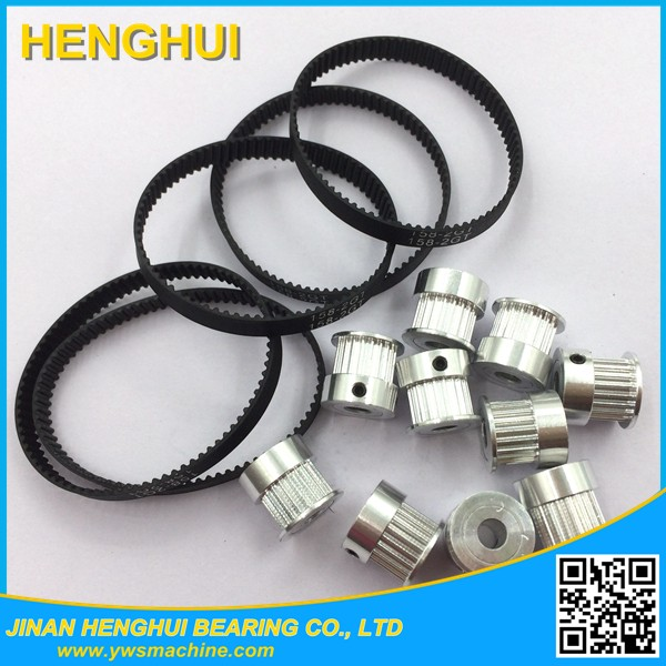 6mm 8mm 10mm width length 1350mm 1360mm 1524mm GT2 closed loop timing belt