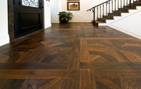 Eco-friendly Anti-slip Fireproof And Durable Parquet Wood Flooring Prices