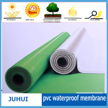 Waterproof Membrane Type PVC basement waterproofing membrane, chinese manufacturing companies