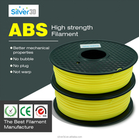 Silver Professional Modification ABS PLA PVA