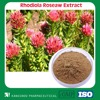 Chinese anti-aging herbal plant rhodiola rosea root Powder extract with salidroside 3% rosavin 3%