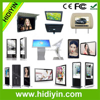 "21.5"" HD panel advertising player digital signage advertising media player with 3G and GPS function"
