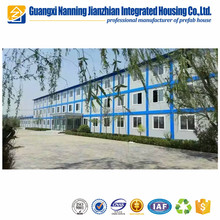 China prefab container house container apartment building