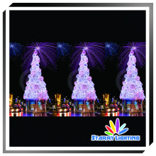 Creative Triangle Christmas tree New 2013 christmas motif light