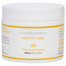 Private Label Face and Eye CREAM/Anti Aging Cream -OEM All Natural Deep Moisturizing