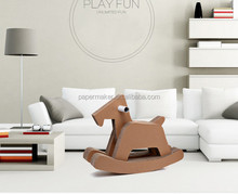 Children favor toy playing rocking chair