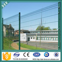PVC Coated Garden Trellis Synthetic Fence Panel
