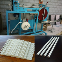 Non-drying paper Lollipop stick making machine with water
