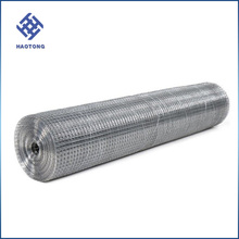 Free sample electric galvanized welded wire mesh roll for concrete wire mesh rolls