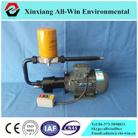 6 to 25L/min small engine oil purifier