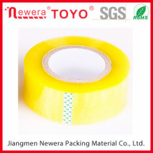 Big Roll Bopp sealing adhesive automatic Acrylic packaging machine tape