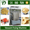 Hot sale automatic durian jack fruit chips vacuum frying machine