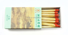 custom /cartoon paper safety match for Sales promotion