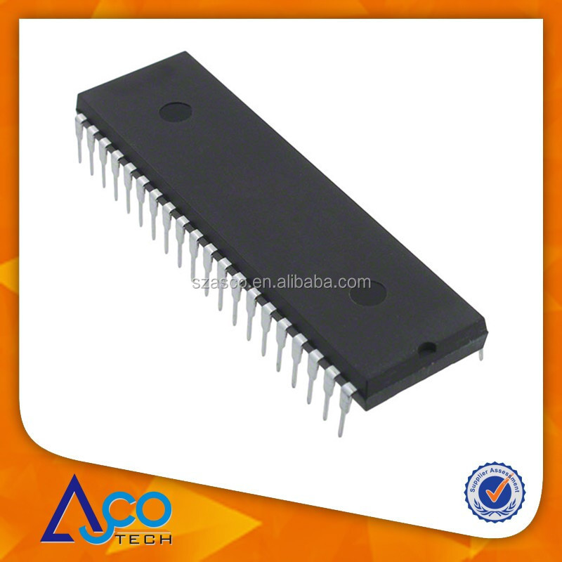 AT89S52-24PU 8051 89S Microcontroller IC 8-Bit 24MHz 8KB FLASH 40-PDIP Embedded - Microcontrollers Integrated Circuits (ICs)