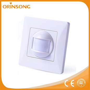 Low Voltage Electric Circuit Motion Pir Sensor Plastic Cover Passive Infrared Sensor