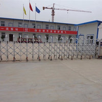 Steel Entry Retractable Gate