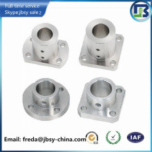 FA Industrial Automation Components Precison Shaft Supports Flanged Mount With Keyway